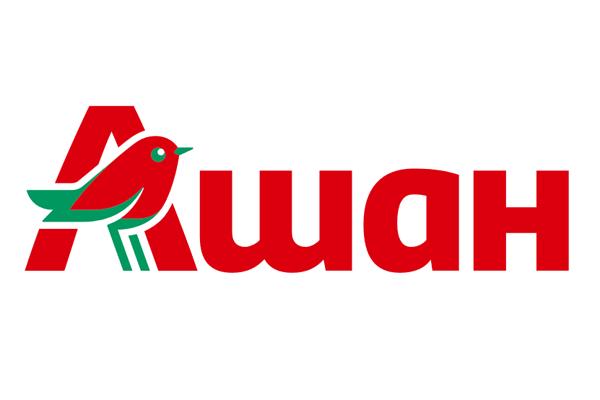 Логотип Ашан (гипермаркет) Мытищ - Справочник Мытищ