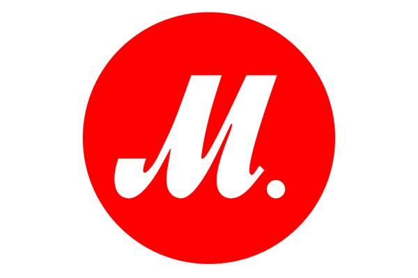 Логотип М.Видео (магазин) - Справочник Мытищ